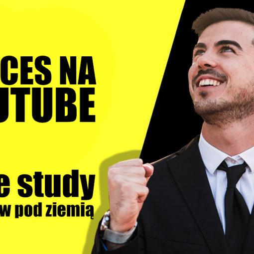 Jak się wybić na YouTube? Case study kanału 7 metrów pod ziemią