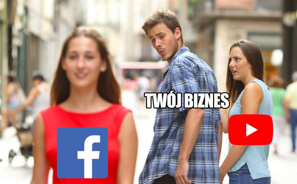 W czym YouTube jest lepszy od Facebooka